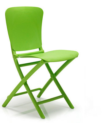 Nardi kunststof klapstoel Zac Classic kleur: lime