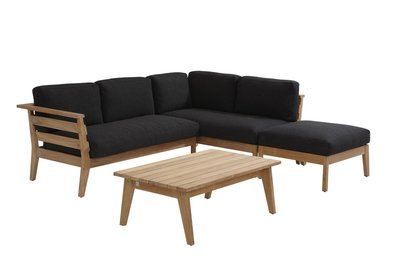 4 seasons outdoor loungeset Polo teak III