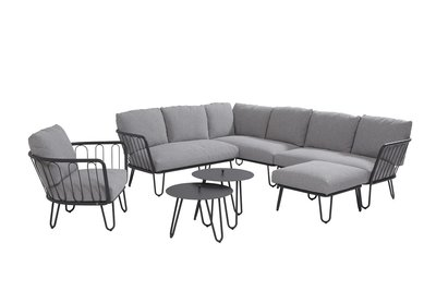 4 seasons outdoor loungeset Premium III