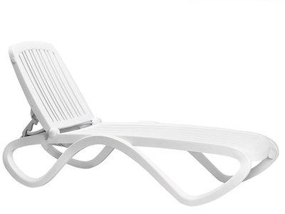 Tropico ligbed Nardi in de kleur wit
