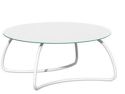 Loto dinner tafel rond 170 cm van Nardi kleur wit