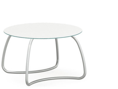 Loto dinner tafel rond 120 cm van Nardi kleur wit