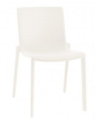 Resol Beekat terrasstoel kleur: wit