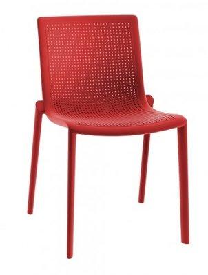 Resol Beekat terrasstoel kleur: rood