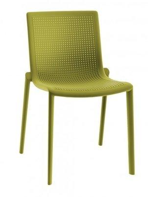 Resol Beekat terrasstoel kleur: olijf groen