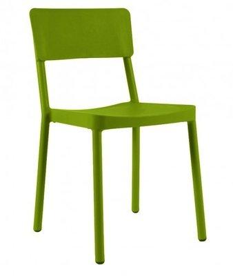 Lisboa Resol Terrasstoel kleur: olijf groen