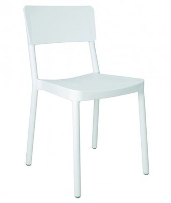 Fiona  terrasstoel Resol kleur: wit