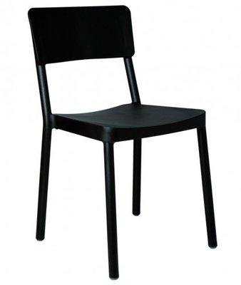 Fiona  terrasstoel Resol kleur: zwart