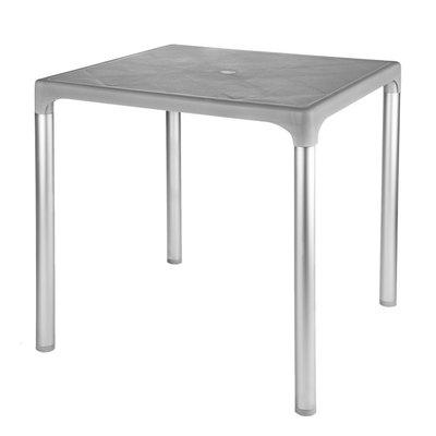 Bella tuintafel Lesli Living kleur: grijs