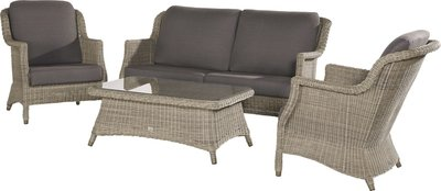 Del mar loungeset 4 easons outdoor