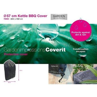Coverit Kogelbarbecue beschermhoes rond 57 cm
