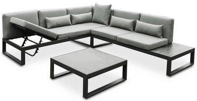 Aluminium Loungeset Malaga