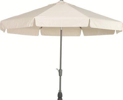 Toledo ronde parasol 3 meter, kleur: ecru