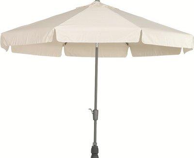 Toledo ronde parasol 3,5 meter, kleur: ecru