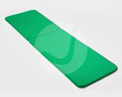 Ligbedkussen Malibu ligbed kleur: groen