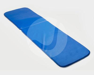Ligbedkussen Malibu ligbed kleur: blauw