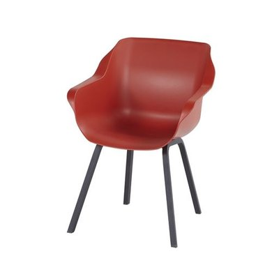 Hartman Sophie element armchair, kleur: rood