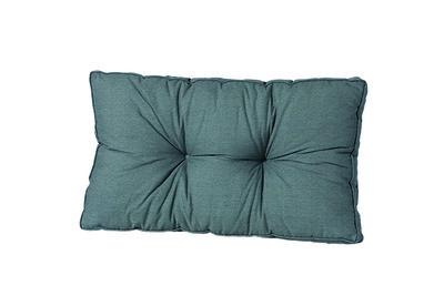 Madison Florance rug lounge kussen basic grijs 60x40 cm