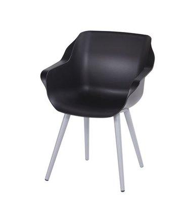 Hartman Sophie Studio Armchair, kleur: zwart