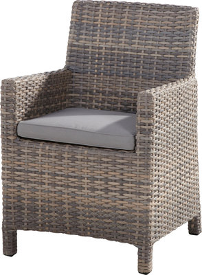 Eden wicker tuinstoel 4 seasons outdoor