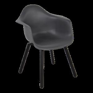 stoel montreux lesli living grijs