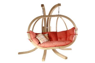 Hangstoel Incl Standaard.Hangstoel Duo Relaxstoel Globe Incl Statief Tendence