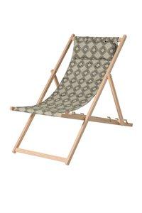Madison strandstoel rondo green
