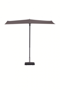 madsions balkon parasol 3.0x1.5 ecru