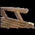 Teak deckchair_